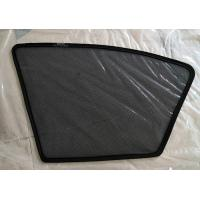 Car window sunshade for special car use black color 97% UV block Manufactures