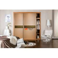 Europe E1 Scratch poof Aluminum Louver Door with Drawers / Tie rack Manufactures