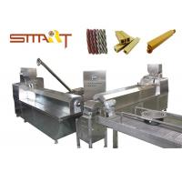 Automatic Pet Treat Machine , Dog Chew Toy Production Equipment Manufactures
