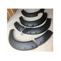 Navara NP300 Pickup Accessories Fender Flares Wheel Arch PP Material Fender Trims Manufactures