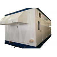 China 90-200 KW Compressed Natural Gas Filling Stations ZW Type ISO Certification on sale