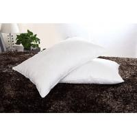 China Wholesale Cheap good filling Polyester Microfiber Filling Pillow For Hotel And Hospital on sale
