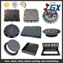China Cast Iron Manhole Cover Price on sale