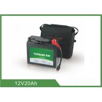 China 12V 20Ah Golf Cart Batteries / Golf Buggy Battery 2 Years Warranty on sale