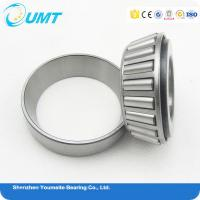 High Precision Taper Roller Bearings 30302 For Construction Machinery Manufactures
