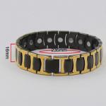 Top Designer Cool 316 Steel Chain Link Bio Bracelets for Mens,cicret bracelet,bio magnetic bracelet Manufactures