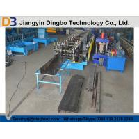 Material Thickness 1.0 To 2.5mm Cable Tray Roll Forming Machine Drive Way 1.5 Inch Chain Fast Manufactures