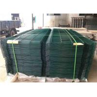 High Security Galvanized Welded Wire Mesh Sheets For Public Building