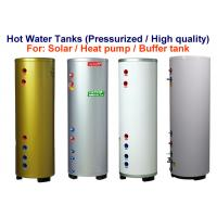 China Portable Hot Water Storage Tank Titanum Coil Heat Exchanger Long Life Span on sale