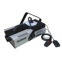 China Tiny 1500w Fog Machine , Fog Smoke Machine Remote Control For Event on sale