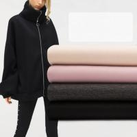China Heavy Memory Foam 70% Polyester 30% Cotton 4 Way Stretch Fabric For Hoodies Coat on sale