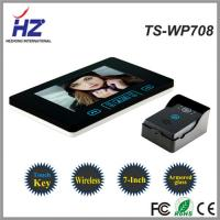 120 meters transmission robust anti-interference wireless door video phone