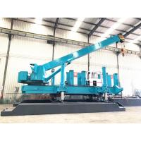 Buy cheap ZYC460 Blue Hydraulic Static Pile Driver For Jacking Pile From T - Works from wholesalers