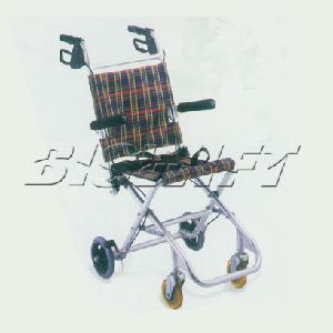 Aluminum Manual Wheelchair (Smaller Size) (QXA900lb-36) Manufactures