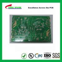 2L FR4 1.6mm OSP Quick Turn PCB Prototypes For Securit And Protection Manufactures