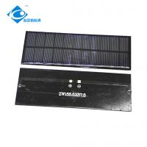Custom Mini Epoxy Solar Panel For Solar Power Toys / Electric Bike Solar Charger Solar Panel Photovoltaic Manufactures