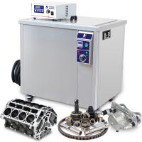 100 Liters Effective Ultrasonic Cleaning Machine For Carbon Particulate Filters