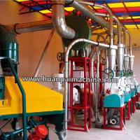 10-30TPD maize milling machine for sale in tanzania / pasta making machine / small scale maize milling machine Manufactures