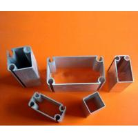 Aircraft aluminum extrusions in China, High grade silver anodized 6061 T6 aluminium profiles for tent poles Manufactures