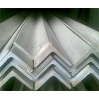 300 SERIES 304 Stainless Steel Angle Bar 3000mm , 6000mm For Household Manufactures