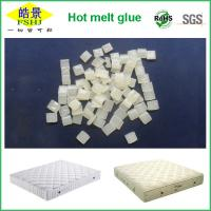 Non Woven Mattress Hot Melt Adhesive , Hot Melt Pellets For Sofa Water Resistance Manufactures