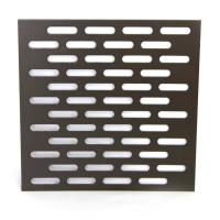 China Hexagonal Perforated Metal Sheet Decorative Hot Dipped Galvanized Surface Treatment on sale