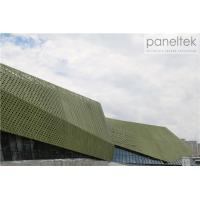 Special Shape Glazed Terracotta Panels With Custom - Made Special Design Manufactures