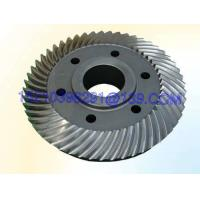 China High Performance Helical Rotating Bevel Gears For Mine Machine on sale