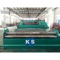 Heavy Duty Gabion Mesh Machine 4300mm For Making Hexagonal Wire Netting High Efficiency Manufactures