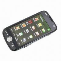 Mobile Phone with Microsoft Windows Mobile 6.1 Professional OS and Wi-Fi Function Manufactures