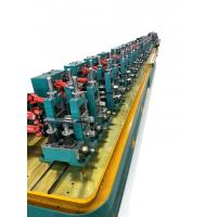 0.2 MM - 1.8 MM Tube Mill Machine ASTM Standard High Frequency Welding Manufactures