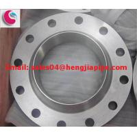 alloy steel weld neck flanges Manufactures