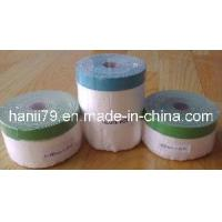 Cloth Taped Masking Film Manufactures