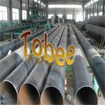 API 5L Sprial Steel Pipe For Fluid Transportation Manufactures