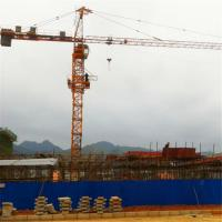 QTZ125-6015 Construction Building Equipment Topkit Tower Crane From China Manufactures