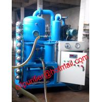Buy cheap High Quality Two Vacuum Pumps Transformer Oil Recovery Device, Used Transformer Oil Recycling Unit with Roots pump boos from wholesalers