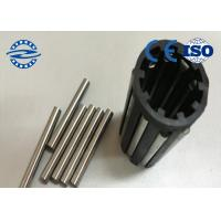 6mm X 10mm X 6mm Small Needle Bearings , Drawn Cup Needle Bearing HK0606 Manufactures