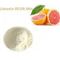 Quality Herbal Citrus Limon Extract Limonin Herbal Extract Powder Preventing Protease Activity for sale