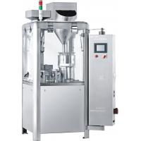 6.6Kw Total Power Size 0 Capsule Gel Cap Filling Machine Multiple Tamping Stations Manufactures