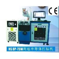 Buy cheap Special Semiconductor Laser Marker (HSDP-75W) from wholesalers