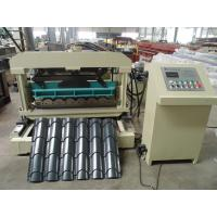 High Precision Roof Tile Roll Forming Machine Heat Treatment Manufactures