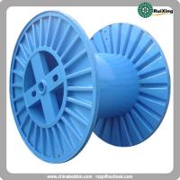 Large Wire And Cable Steel Bobbin Corrugated Type For Pipe