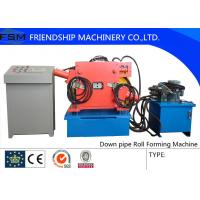 3X4 Size Square Down Pipe Roll Forming Machinery Manufactures