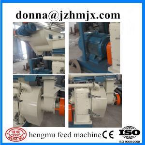 Factory price high pruductivity hot sale in Africa wood sawdust block press machine Manufactures