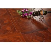 burma(myanmar ) teak wood parquetry tiles flooring, customized design available Manufactures