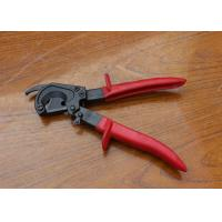 Hand Armoured Ratchet Cable Cutter / Steel Basic Hand Tools ISO Manufactures