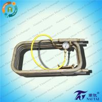 China Square Titanium Immersion Coils Heating or Cooling on sale