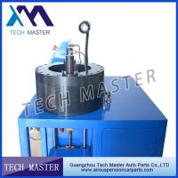 Touch Screen Hydraulic Hose Crimping Machine For Air Spring 220kg-250kg Manufactures
