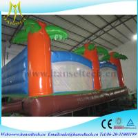 China Hansel good sale atlanta playground equipment for commercial on sale