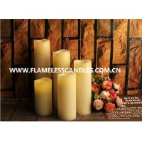 Decorative Flameless LED Votive Candles , Event LED Candles for Christmas or Birthday Manufactures